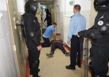 Interventie in forta a trupelor speciale la Penitenciarul Oradea. Ce s-a intamplat de fapt