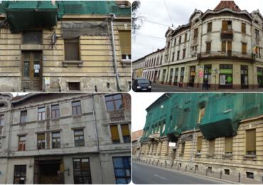 Primaria Oradea pregateste reabilitarea altor patru cladiri istorice din oras. Vezi care sunt acestea