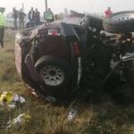 Accident mortal intre Sudrigiu si Pietroasa. Doua persoane si-au pierdut viata intr-un impact teribil.