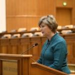 Florica Chereches: Să trecem la fapte, pentru a raspunde dorintei romanilor