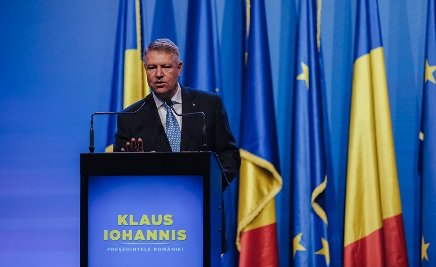 Klaus Iohannis promovează educația, sănătatea și bunăstarea economică