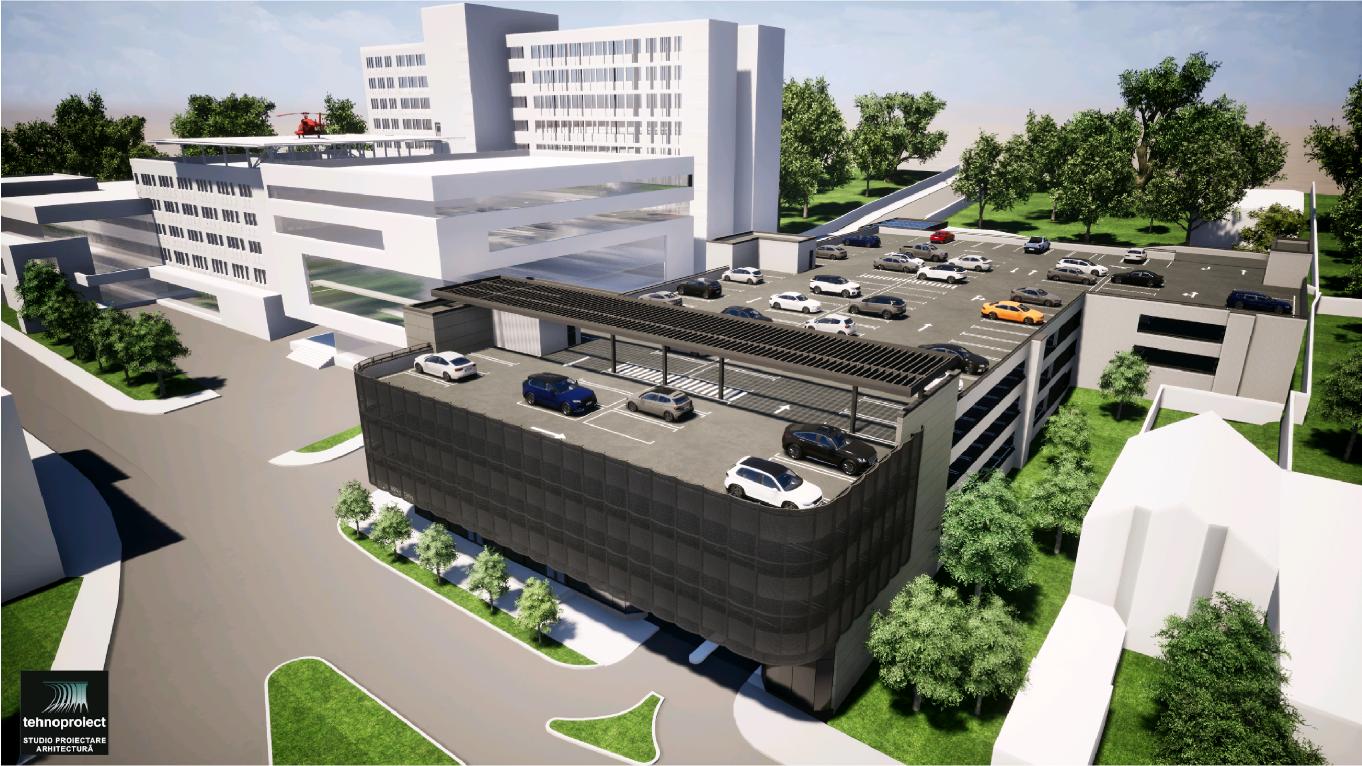 Spital judetean Oradea