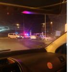 Politisit oradean ranit grav de un tanar de 15 ani care a furat o masina si nu a oprit la filtrul politiei facut pe Centura Oradiei