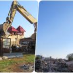 Primaria Oradea continua demolarea constructiilor ridicate ilegal