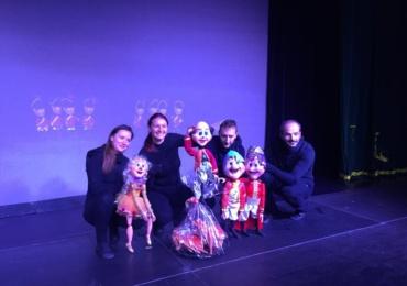 Periplu festivalier spectaculos pentru trupa Arcadia din Oradea