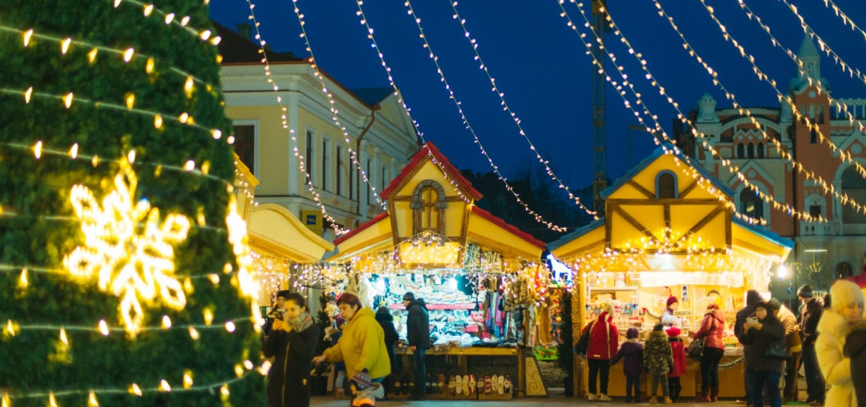 Incep pregatirile pentru Targul de Craciun Oradea 2019. Expozantii se pot inscrie in perioada 23.10-15.11