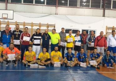 Trei echipe din judetul Bihor, pe podium in Bucovina, la a V-a etapa a Campionatului Romaniei la tenis cu piciorul