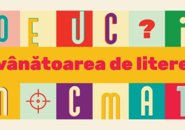 Vânătoare de litere – Castiga premii si distreaza-te cu Fundatia Comunitara Oradea
