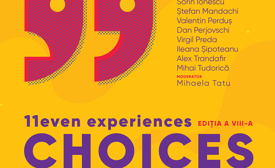 11even Oradea: 11 emoții x 11 minute x 11 invitați + TU = 1.332 de motive să ne întâlnim