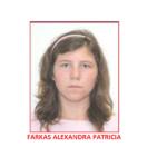 Minora disparuta de acasa sambata seara si cautata de familia ei