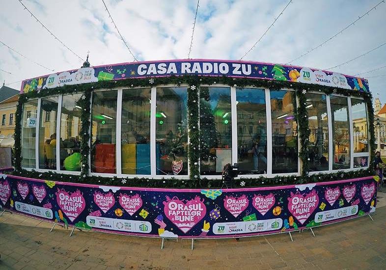 """Programul din """"Orasul faptelor bune"""".  Vor concerta în Piața Unirii Smiley, Delia, Alexandra Stan, Irina Rimes și The Motans."""