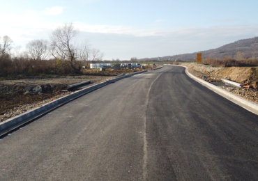 Se asfalteaza in cartierul Podgoria, iar circulatia rutiera va fi inchisa in perioada 19-21.12.2019