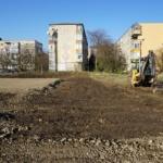 Inca un parc in Oradea. Primăria Oradea a început în data de 13 noiembrie lucrările de amenajare a unui parc în zona străzii Morii