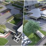 A fost finalizat proiectul parcarii de tip Park and Ride din Piata Emanuil Gojdu. Vezi cum va arata (FOTO)