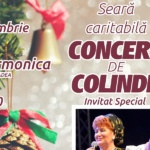 Concert de colinde in scop caritabil la Filarmonica de Stat Oradea