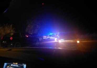 Impact frontal pe DN 19, langa Rosiori, trei persoane au ajuns la spital