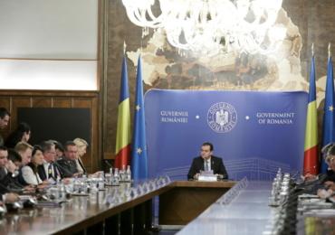 Guvernul a decis si isi asume raspunderea in parlament pentru alegerea primarilor in doua tururi