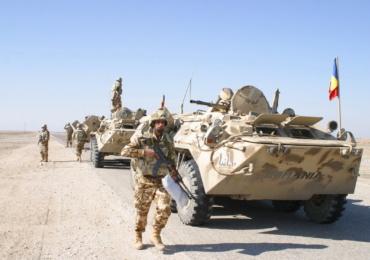 """Romania si-a retras militarii din Irak. MAPN: """"Pentru siguranta personalului"""""""