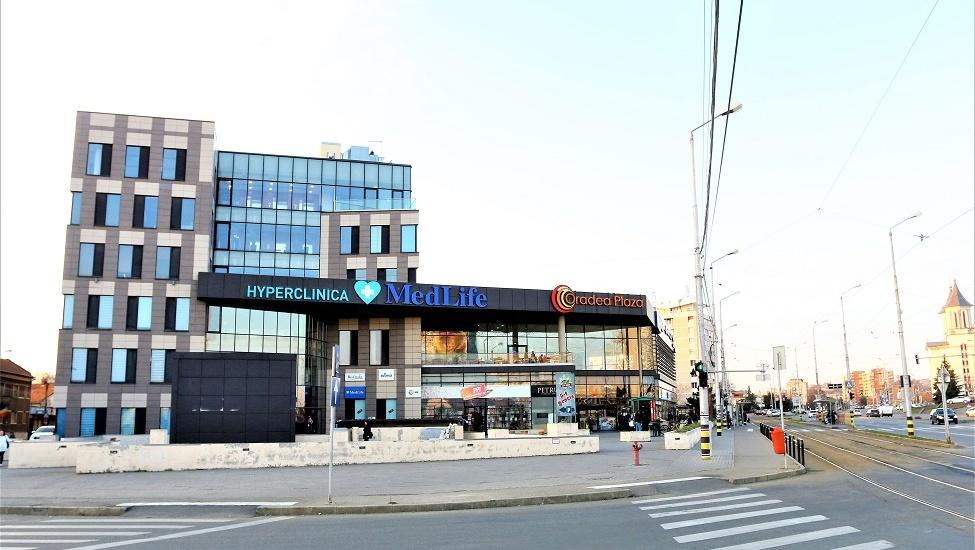 Lotus Center a cumpărat complexul multifuncțional Oradea Plaza într-o tranzacție consiliată de Colliers International