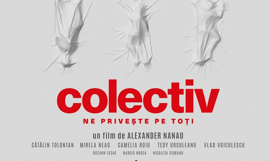 """Filmul """"colectiv"""", regizat de către Alexander Nanau, ruleaza în cinematografele din România, inclusiv Oradea, începând cu data de 28 februarie"""