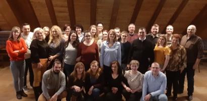 Oradea doneaza o paine marcheaza 1 an in cadrul acestui proiect caritabil