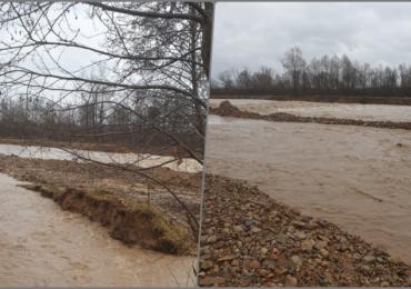 Vesti bune, se retrag apele! Pericolul de inundatii in judetul Bihor s-a diminuat