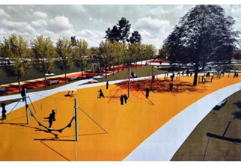 Primaria Oradea va construi un nou parc, pe un teren transferat gratuit de la guvern