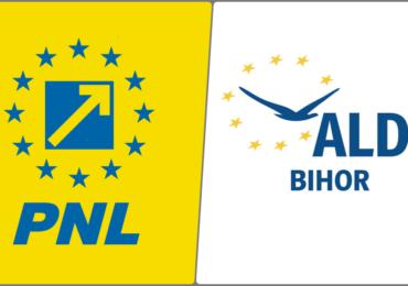 PNL Bihor si ALDE Bihor fac alianta politica in Consiliul Judetean si schimba raportul de forte
