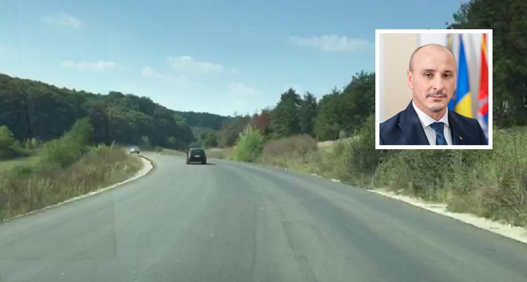 Dumitru Tiplea: In 2020, Guvernul Romaniei a alocat sume record pentru reabilitarea DN 76 si a drumurilor din judetul Bihor