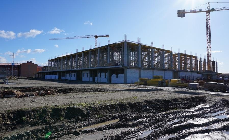 O parcare de peste 800 de locuri va deservi noua sala polivalenta din Oradea