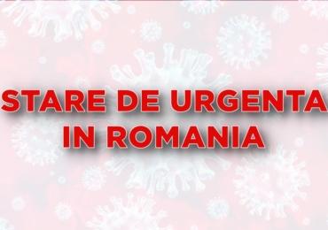 Iohannis  a anuntat ca luni va fi declarata starea de urgenta in Romania. Vezi ce inseamna acest lucru!