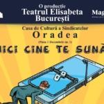 """Teatrul Elisabeta din București vine la Oradea cu o comedie savuroasă: """"Ghici cine te sună?!"""""""
