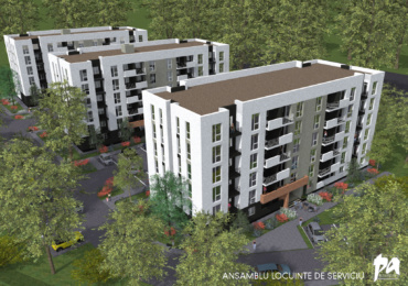 Primaria Oradea va construi 3 blocuri pentru angajatii companiilor din Parcul Industrial