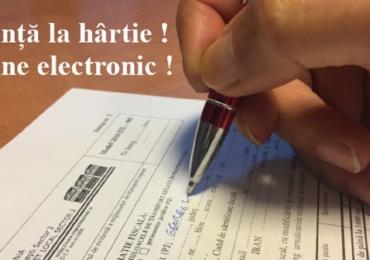 Primaria Oradea: Certificatul fiscal online se poate obține gratuit, de acasa
