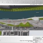 Primaria Oradea organizeaza concurs de proiecte pentru amenajarea spațiului deasupra parcării de pe strada Independenței