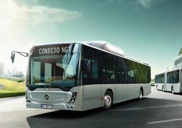 Oradea va cumpara, pe fonduri europene, 7 autobuze Mercedes Conecto pentru transportul public transfrontalieri