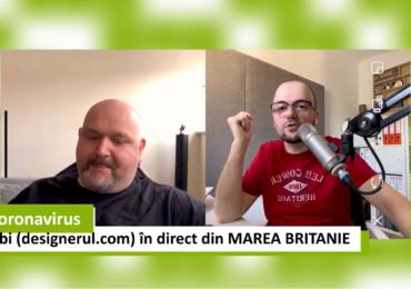 (VIDEO) Interviuri in vreme de coronavirus. Emil Trifa realizeaza câte un ETVlog necenzurat cu prietenii români din străinătate