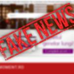 Primul site din Romania ce va fi inchis pentru fake news, de la debutul crizei de coronavirus
