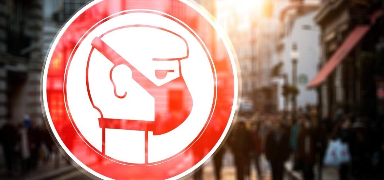 Purtati masca in locurile inchise! Politistii bihoreni au dat amenzi in valoare de 70.000 de lei intr-o singura zi