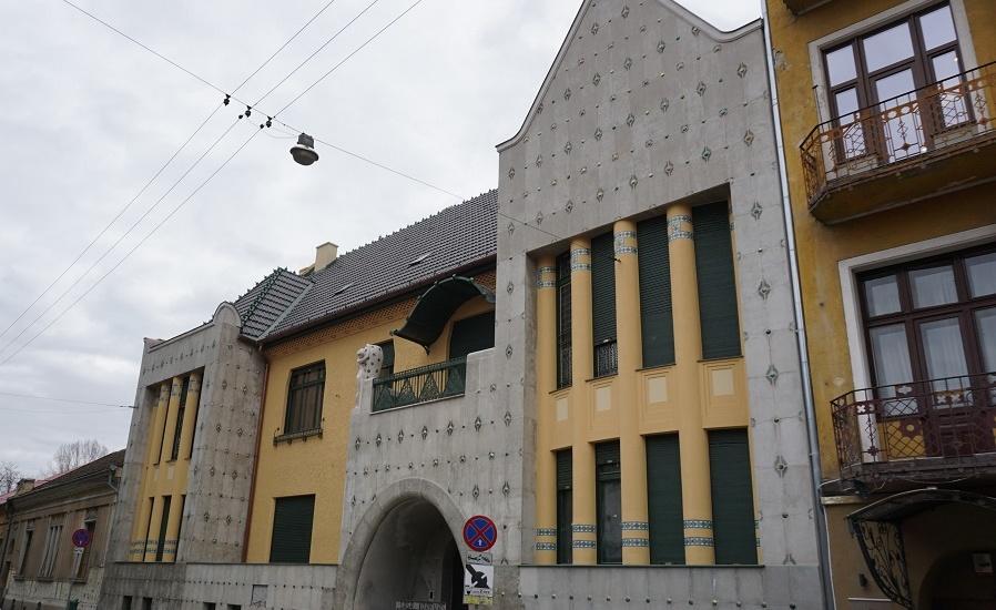 Lucrările de restaurare a Casei Darvas – La Roche sunt finalizate în proporție de 70%.
