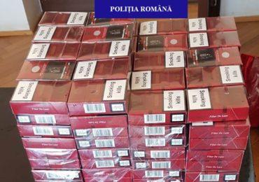 3.000 de țigarete nemarcate legal, confiscate de polițiștii din Săcueni de la o localnică