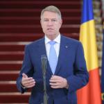 Klaus Iohannis: Scolile, gradinitele si universitatile, raman inchise in acest an scolar