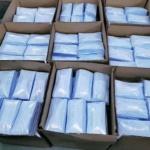 Masti chirurgicale confiscate in Vama Bors. Prefectul Tiplea cere M.A.I. ca mastile sa ramana in judetul Bihor