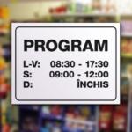 Pastele nu tine cont de Ordonantele Militare. Magazinele alimentare, din Oradea, isi pot prelungi programul in functie de necesitati