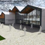 """Piata Mare"" isi schimba fata. Primaria Oradea intentioneaza sa modernizeze vechea piata (Foto randari)"