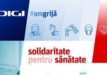 Grupul Digi donează echipamente medicale de peste 1,6 milioane EUR. Oradea va primi 10 kituri de ventilare mecanica a pacientilor