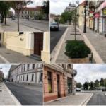 Amenajarea trotuarului dintre Republicii si Magheru a fost finalizata