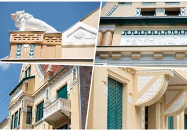 O noua bijuterie arhitectonica din Oradea a fost restaurata