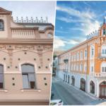 Alte doua cladiri recent renovate vor avea iluminat arhitectural