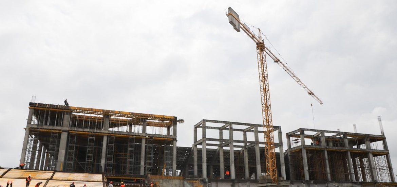 Noua sala Polivalenta din Oradea va fi finalizata in 2021